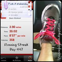 Push It Wednesday - The Freggie Edition