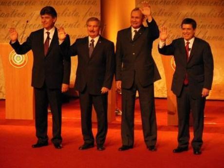 paraguay debate