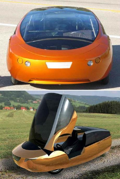 Urbee 2 Sturdy 3D Printed Hybrid Car Gets Close to Mass Production