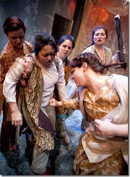 Review: Julius Caesar (Babes With Blades Theatre)