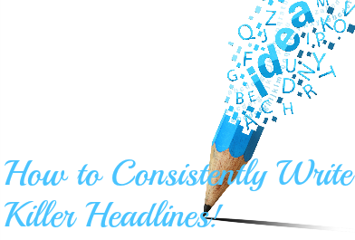 how to write headlines for blogs