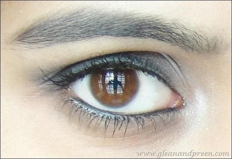 Bourjois Clubbing Contour Eye Pencil EOTD