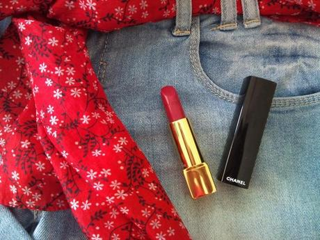 Chanel Rouge Allure Emotive #68 review
