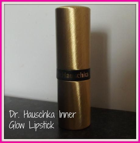 Dr. Hauschka Inner Glow Lipstick in Pink Topaz