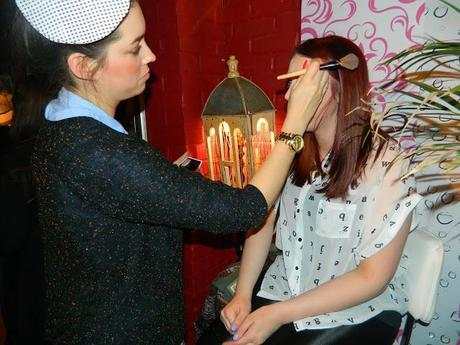 Brighton Benefit #FakeUp Bloggers Event