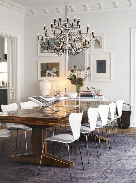 quietly stunning: dining rooms with glowing repose - paperblog