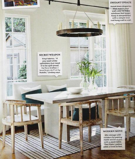 Quietly stunning: Dining rooms with glowing repose