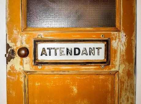 The Attendant by Pete Tomlinson and Ben Russel 5
