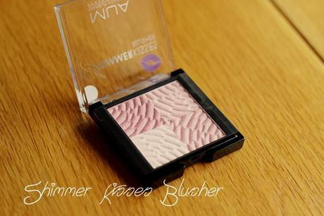 Shimmer Kisses Blusher