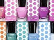 Zoya Updates! Color Cuties Summer Collections