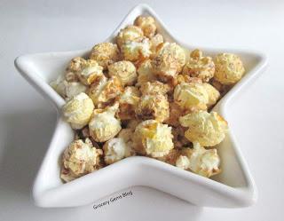 Whiteys Cinnamon Sweet Gourmet Popcorn Review