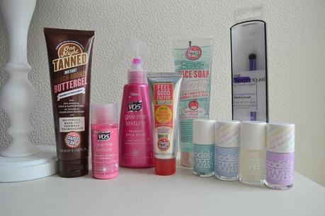 Recent Beauty Products #2