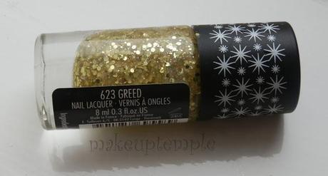Gosh Limited Edition Nail Polish 623 Greed Swatches