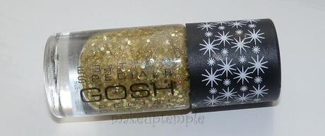 Gosh: Gosh Limited Edition Nail Polish 623 Greed Swatches