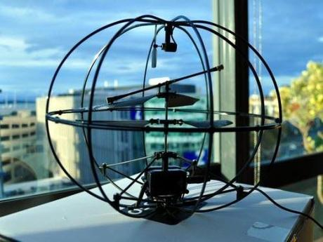 orbit helicopter