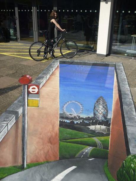 Road 3D arts-London-this-way