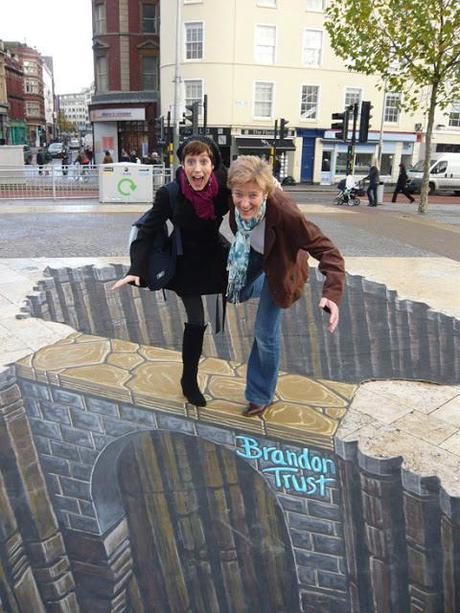 Road 3D arts-Brandon-Trust-bridge