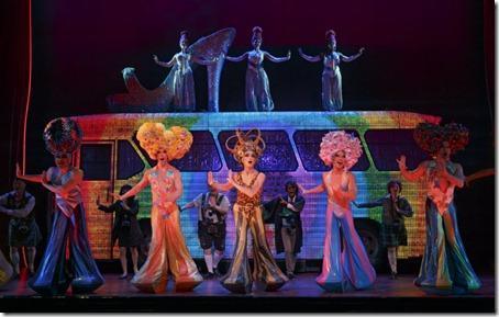 Review: Priscilla Queen of the Desert (Broadway in Chicago)
