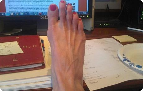 Stupid Runner's Feet - Paperblog