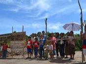 Penan Blockade Against Pipeline Borneo