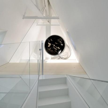 The Modern Home With An Indoor Slide