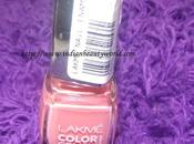 Lakme Color Crush True Wear Nail Polish Review Swatches NOTD