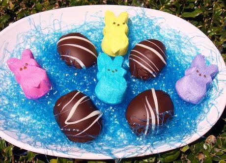 Easter Egg Truffles/Kelli's Retro Kitchen Arts