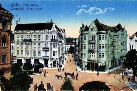 City of Lions -- Lemberg, Lwów, and Lviv