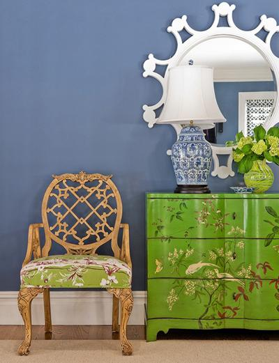 decor chinoiserie style9 Chinoiserie: A Design Statement in Your Home HomeSpirations