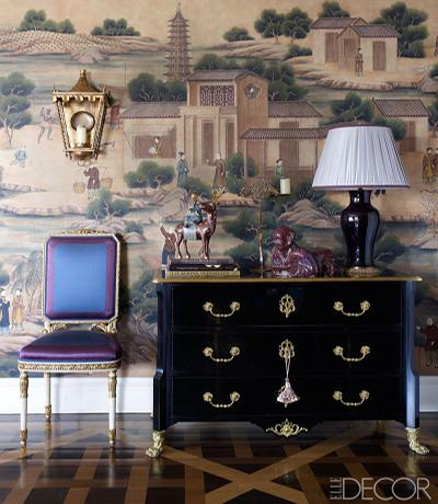decor chinoiserie style23 Chinoiserie: A Design Statement in Your Home HomeSpirations