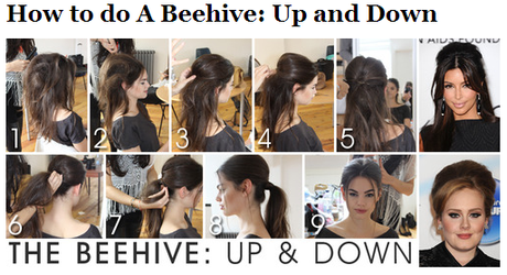 Hair The Beehive Paperblog