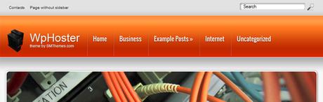 WpHoster New WordPress Themes