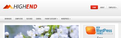 HighEnd New WordPress Themes