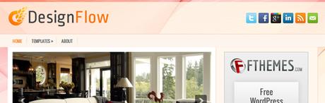 DesignFlow New WordPress Themes