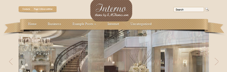 Interno New WordPress Themes