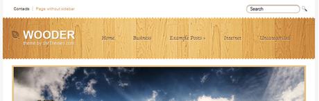 Wooder New WordPress Themes