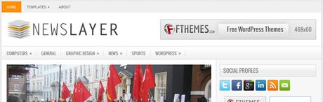 NewsLayer New WordPress Themes
