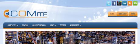 Comite New WordPress Themes