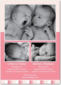 birth announcements for girls