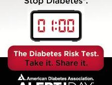 25th Annual American Diabetes Association Alert 2013