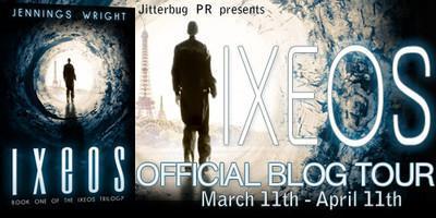 IXEOS Blog Tour