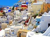 Sweet Santorini Greece