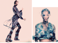 Editorial Love Sheer Effects