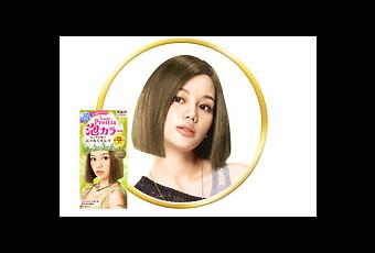 Product Review Liese Prettia Bubble Hair Dye Platinum