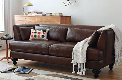 Modern Leather Sofas Paperblog