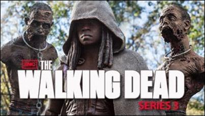 The Walking Dead Series 3 Action Figures