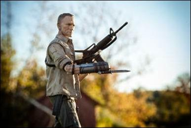 The Walking Dead Series 3 Action Figures - Merle Dixon