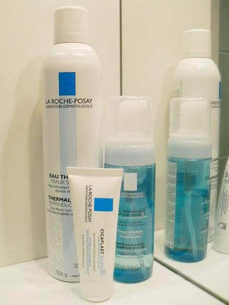 Newest Addition to La Roche-posay - Cicaplast Baume b5 Review ...