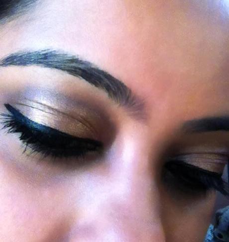 simple everyday neutral eye makeup look  tutorial  paperblog