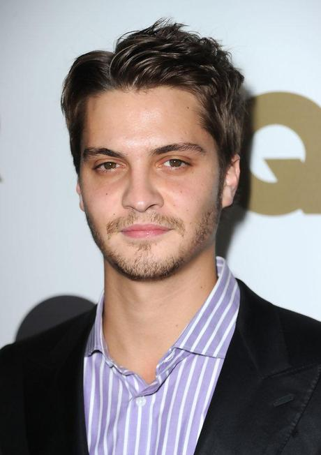 Luke Grimes Frazer Harrison Getty